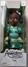 Disney Designer Princess And The Frog Tiana Animator's  Doll First Edition
