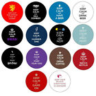 Amazing Fridge Magnets - Keep Calm And... (Various Designs) - 58mm Magnets