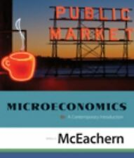 Microeconomics: A Contemporary Introduction Available Titles Aplia - McEachern,
