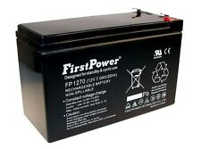 FirstPower 12v 7ah Replaces 28W BB Battery SH1228W