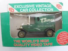 LLedo LP6 101a T. JONES BUTCHER Model T Ford Van