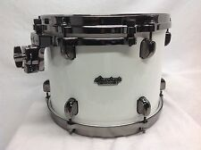 "Tama Starclassic Bubinga 12"" Mounted Tom/Piano White/New Display Model"