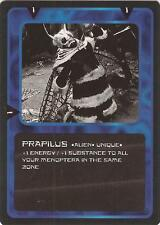 """Doctor Who MMG CCG - Character """"Prapilus"""" Card"""
