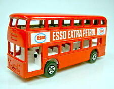 "Matchbox Superfast Nr. 74A Daimler Bus rot ""ESSO"" top"