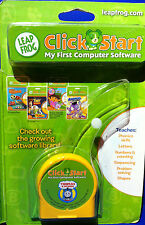 Leapfrog Clickstart Software Thomas and Friends Learning Destinations Cartridge