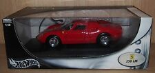Ferrari 250 LM by Hot Wheels