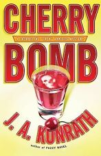 J A Konrath - Cherry Bomb (2011) - Used - Trade Cloth (Hardcover)