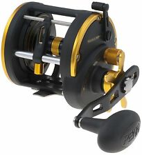 Penn Squall 30 Level Wind Boat Sea Fishing Multiplier Reel Left Hand