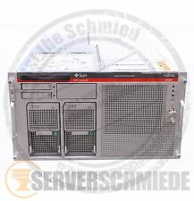 Oracle Sun SPARC Enterprise m4000 4x SPARC 64 VII + QC 16x 2,66 GHz 128gb 2x 300gb