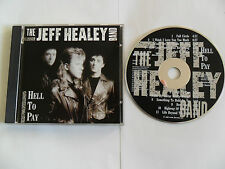 THE JEFF HEALEY BAND - Hell To Pay (CD 1990) GERMANY Pressing