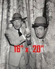"Abbott & Costello Show~Entertainment Room ~Photo~ Poster 16"" x  20"""
