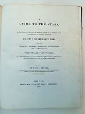 Henry Brooke, A guide to the stars, Astronomie, Sterne, Wissenschaft,