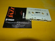 RY COODER - K7 audio / Audio tape !!! JAZZ !!!