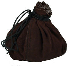Leather Coin Pouch. Perfect For Stage Costume LARP Or Re-enactment