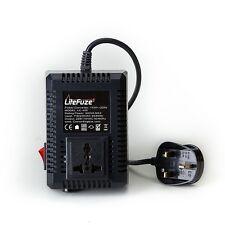LiteFuze LC-500UK 500W Travel Voltage Converter Transformer - Step Up/Down - UK