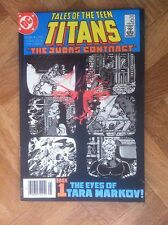 TALES OF THE TEEN TITANS #42 VERY FINE (W3)