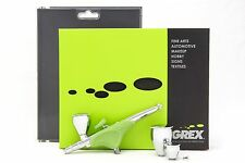 New Grex Airbrush Genesis XGi5 Double Action Airbrush Top Gravity 0.5mm Nozzle