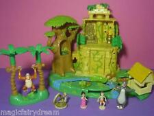 Polly Pocket Mini Disney ♥ Das Dschungelbuch ♥ Jungle Book ♥ 5 Figuren ♥ 100% ♥