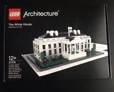 Lego Architecture 21006 the white House Maison Blanche neuf scellé New sealed