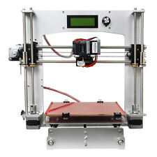 Reprap Prusa 3D Printer I3 Full Aluminum Frame Meta Part LCD2004 Unassembled