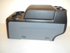 09-10-11-12-13 F150 CENTER CONSOLE...OEM...NEW!!!...BLACK/GREY...PERFECT!!!