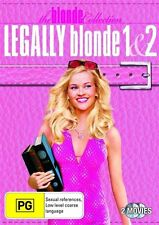 Legally Blonde 1 & 2  DVD R4