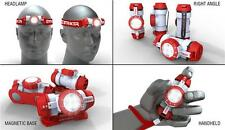 Work light Striker Capsule hands free four in one task light camping DIY
