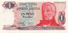 Billet banque ARGENTINE ARGENTINA 1 PESO NEUF NEW UNC