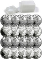 Roll of 20 - Standing Liberty Design 1 Troy Oz .999 Silver Rounds SKU31528