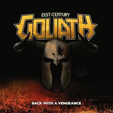 Back With A Vengeance - 21st Century Goliath (2015, CD NIEUW)