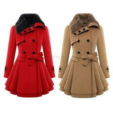 Women Ladies Warm Winter Coat Thick Parka Overcoat Long Jacket Outwear Clothes