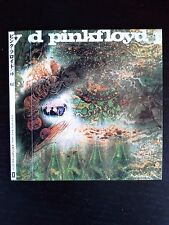 PINK FLOYD A saucerful of secrets Japanese mini lp cd