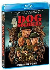 Dog Soldiers (2015, Blu-ray NEW)2 DISC SET