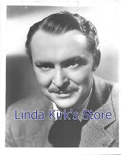 "Albert Dekker Promo Photo ""Valley Forge"" Pulitzer Prize Playhouse ABC-TV 8x10"