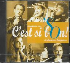 CD album: Compilation: C' Est Si Bon ! '80. Vol.5. Polygram. U