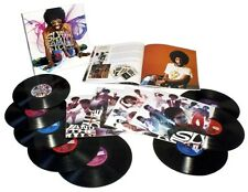 SLY AND THE FAMILY STONE - HIGHER - 8LP Deluxe Numbered Ltd.Ed.180 G. Book+More