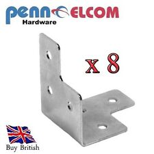 Large Corner Braces for flightcases and furniture ( 8 off )