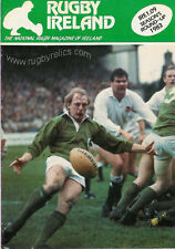IRISH RUGBY Season 1983 IRELAND MAGAZINE