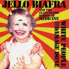 Jello Biafra White People And The Damage Vinyl LP Record dead kennedys ween NEW!