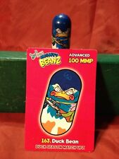2003 Moose Mighty Beanz Series 3 #163 Duck Bean With Card