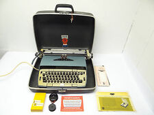 Vintage Smith-Corona SCM Electra 120 Portable Electric Typewriter Parts Old