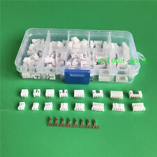 Micro JST PH 2.0 2-Pin 4 5P Connector plug ( Male, Female, Crimps) x 80Sets