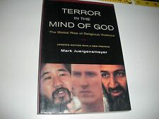 """""""TERROR IN THE MIND OF GOD"""" Religious violence terrorism Watchtower research"""