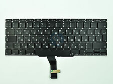 "NEW Russian Keyboard for MacBook Air 11"" A1370 2011 A1465 2012 2013 2014 2015"
