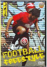 FOOTBALL FREESTYLE DVD Documentario NEW SEALED