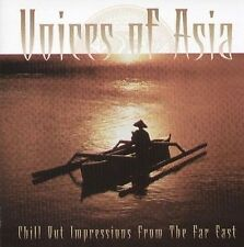 VARIOUS - Voices of Asia - Chill Out Impressions From The Far East - Prudence