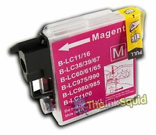Compatible Magenta/Red LC985 (LC39) Ink Cartridge for Brother MFC-J220 Printer