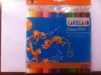 Lakeland Colouring Pencils 12 or 24 Assorted Colours