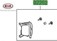 Genuine Kia Sorento 2013-2015 Front Fog Lamp Unit - RH 922022P610