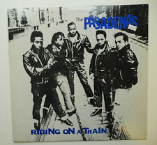 "12"" US**THE PASADENAS - RIDING ON A TRAIN (COLUMBIA '88)***13380"